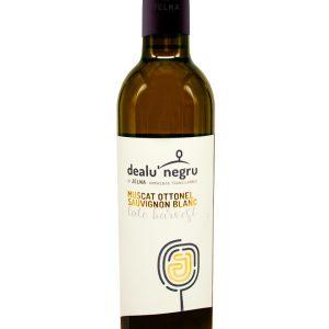 Muscat Ottonel / Sauvignon Blanc Late Harvest - Dealu' Negru By Jelna