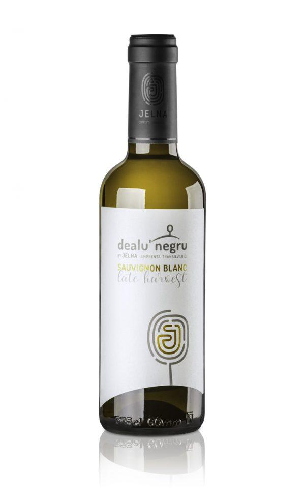 Sauvignon Blanc Late Harvest - Dealu' Negru By Jelna